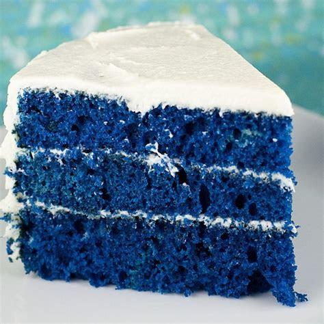 17 Best ideas about Blue Velvet Cakes on Pinterest   Baby