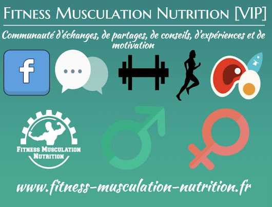 Accès Fitness Musculation Nutrition [VIP] - Fitness Musculation Nutrition