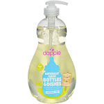 Dapple Baby Bottle and Dishwashing Liquid Fragrance Free - 16.9 fl oz
