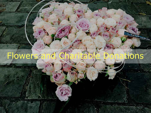 Flowers and Charitable Donations – Funeral.com