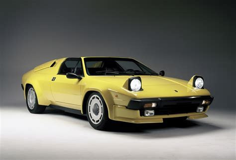 Lamborghini Jalpa (1981 1988) : SpeedDoctor.net