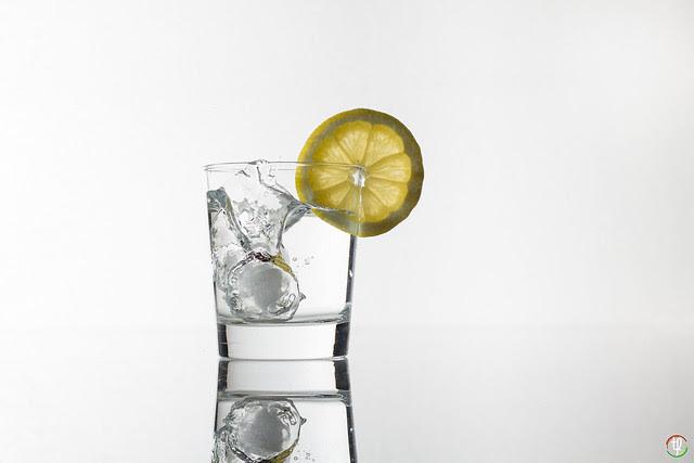Erfischendes Wasser an heißen Tagen