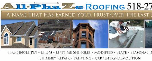 All Phaze Roofing & General Contracting | Albany NY Roofers