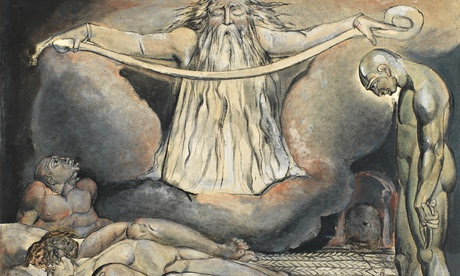 William Blake The House of Death, The Lazar House