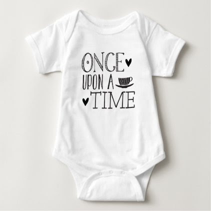 once upon a time baby bodysuit