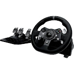 Logitech G920 Driving Force Race Wheel for Xbox One and PC