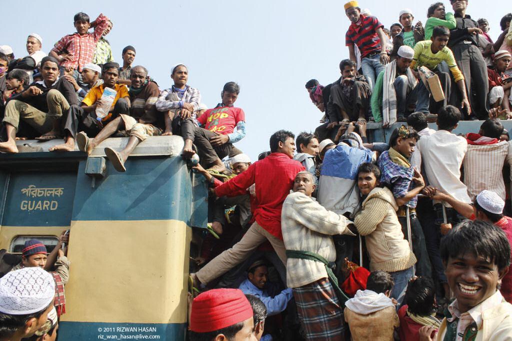 Todos a bordo para Bangladesh - Biswa Ijtema 2014 05
