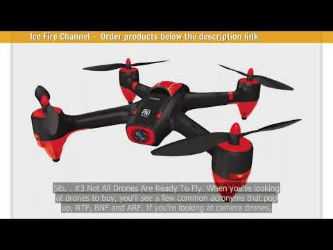 Want to buy a drone? - 5 things you should know before you buy