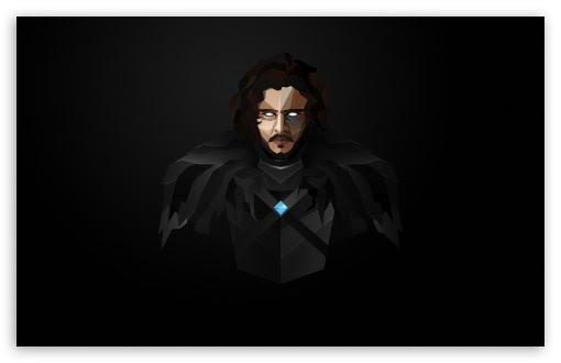 Jon Snow 4K HD Desktop Wallpaper for • Wide  Ultra Widescreen Displays • Dual Monitor Desktops
