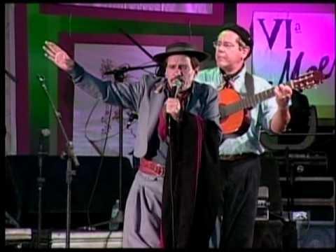 VÍDEO - MILONGA ABAIXO DE MAU TEMPO (JOSÉ CLAUDIO MACHADO)