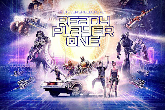 Ready Player One, chef d'oeuvre virtuel