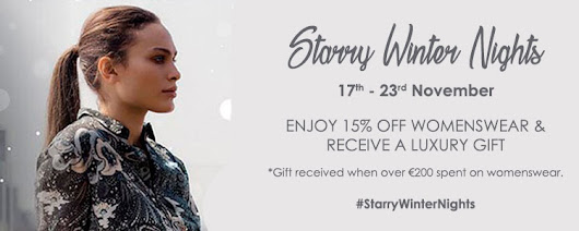 Starry Winter Nights - Winter Womenswear Campaign - 17th - 23rd November 2017 Donegal Tweed – Shop Clothing and Accessories | Magee 1866