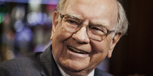 Warren Buffett Makes Sure An Actual Human Reads Every Donation Request That Comes His Way