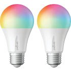 Sengled - A19 Smart LED Light Bulb (2-Pack) - Multicolor