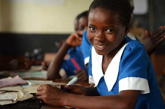 International Day of the Girl: Empowering girls with education