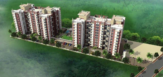 Reelicon Alpine Ridge, 2 BHK - 2.5 BHK & 3 BHK Flats near Pancard Club, Baner Pune - Elevation Layout