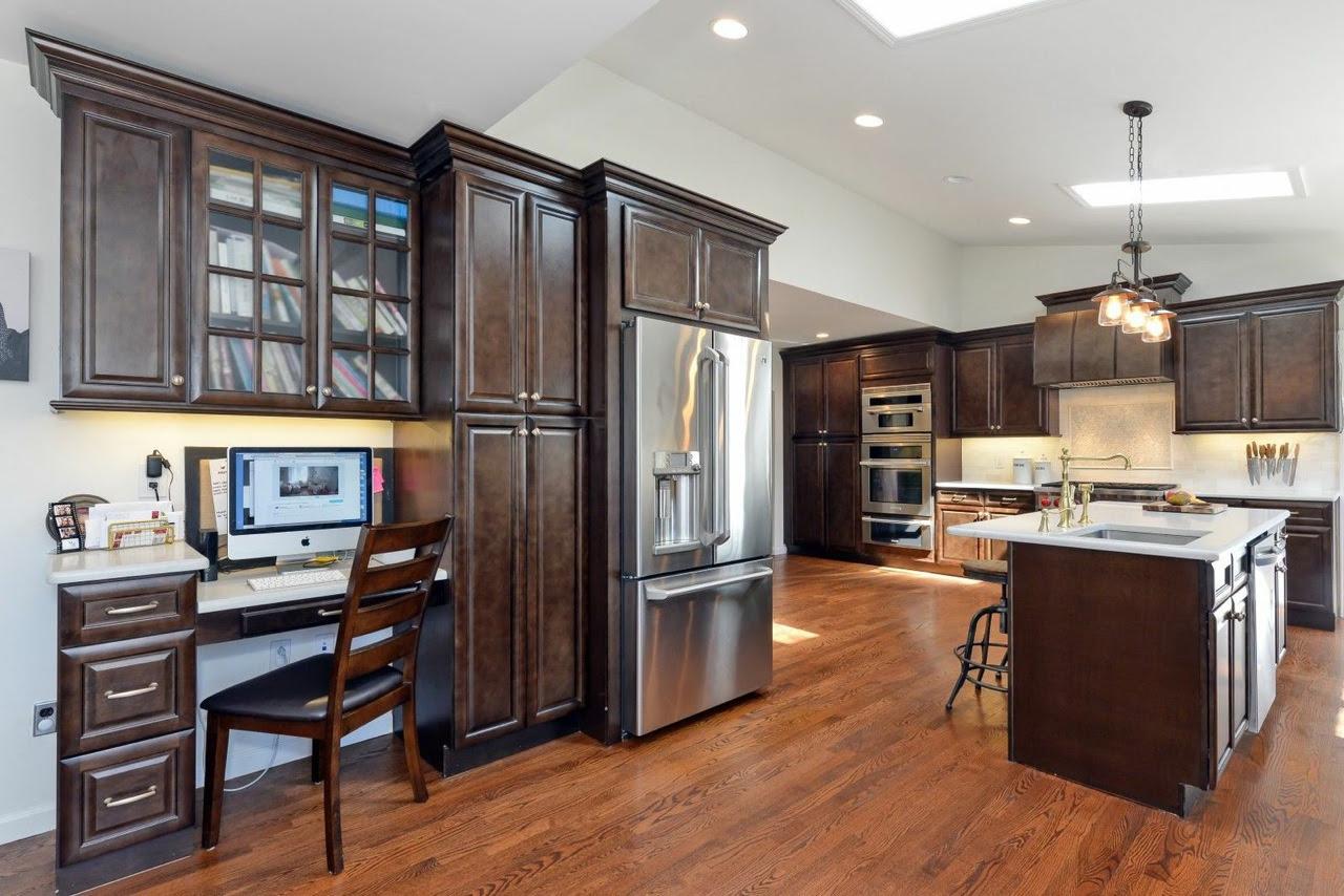 Regency Espresso Pre-Assembled Kitchen Cabinets - The RTA ...