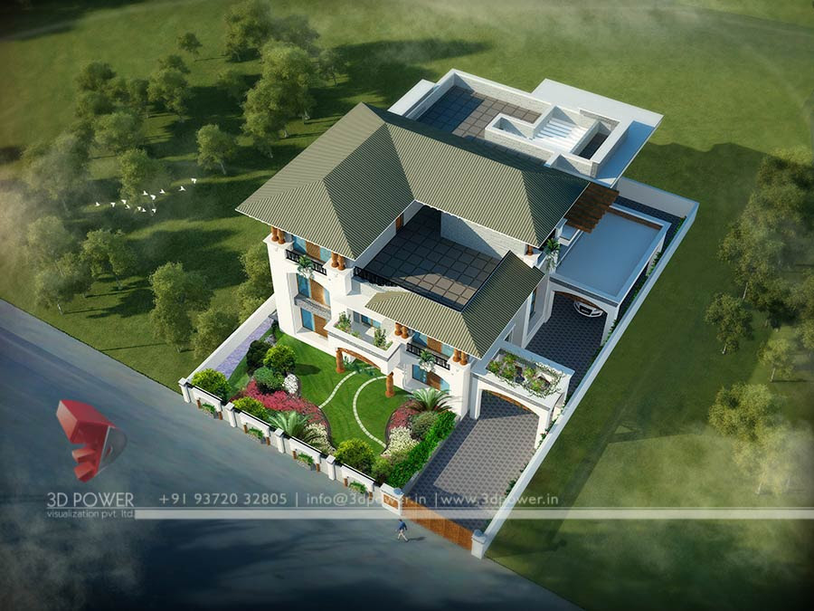 Lovely Best Bungalow Design In India Freshomedaily