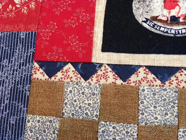 DSCN1912 Gettysburg Battle Flag Quilt
