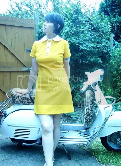 sixties mod carnaby streak clothing scooter