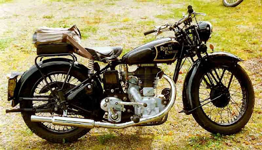 Royal Enfield – One of the Best Cafe Racers in the World