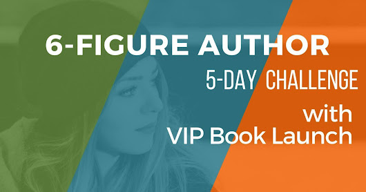 6-Figure Author 5-Day Challenge