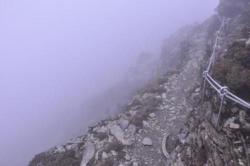 南湖大山-五岩峰