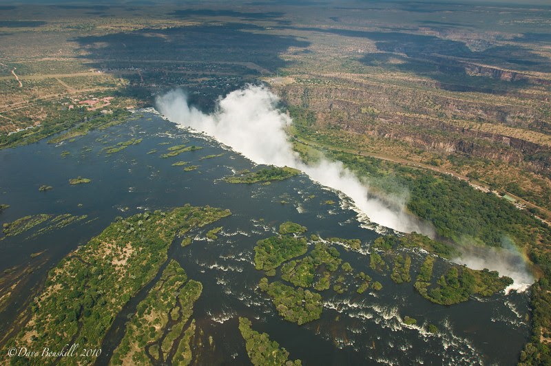 Victoria Falls the Greatest Place in Arica