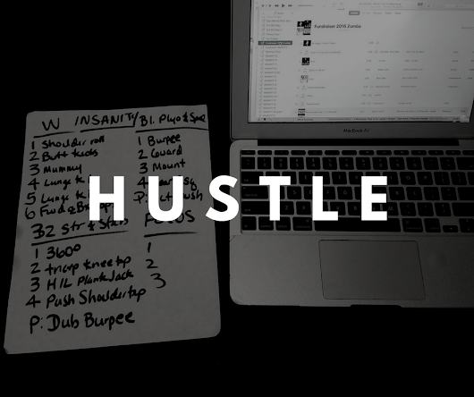 Friday Five: #1KHustle Side Income Challenge -