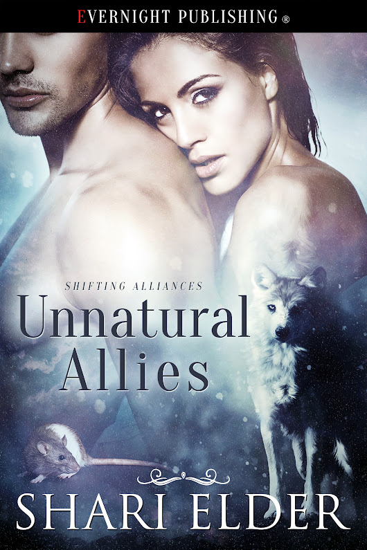Guest Blogger: Shari Elder with UNNATURAL ALLIES