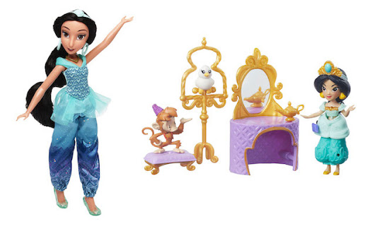 Disney Princess Jasmine {Disney Princess Dream Castle Giveaway – $150 Value}