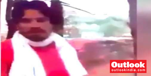 In Rajasthan, Murder Of A Muslim Man Is Recorded On Camera, Killer Rants About 'Love Jihad'