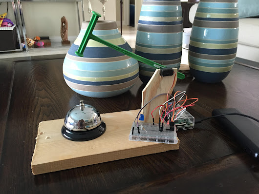 How to Make a Raspberry Pi-Powered Twitter Bell Ringer