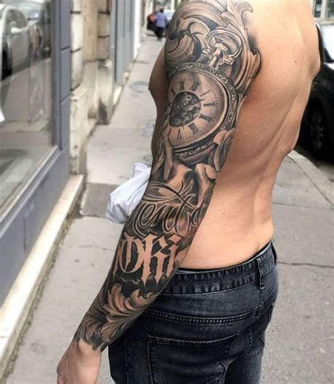 gorgeous top trend tattoo men simple