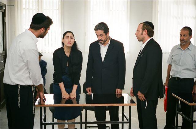 Le procès de Viviane Amsalem : Photo Menashe Noy, Ronit Elkabetz, Sasson Gabai
