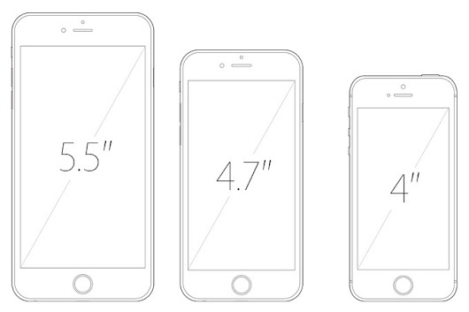 iPhone 6s, iPhone 6s Plus and 4-Inch iPhone 6c Rumored for 2015 Release