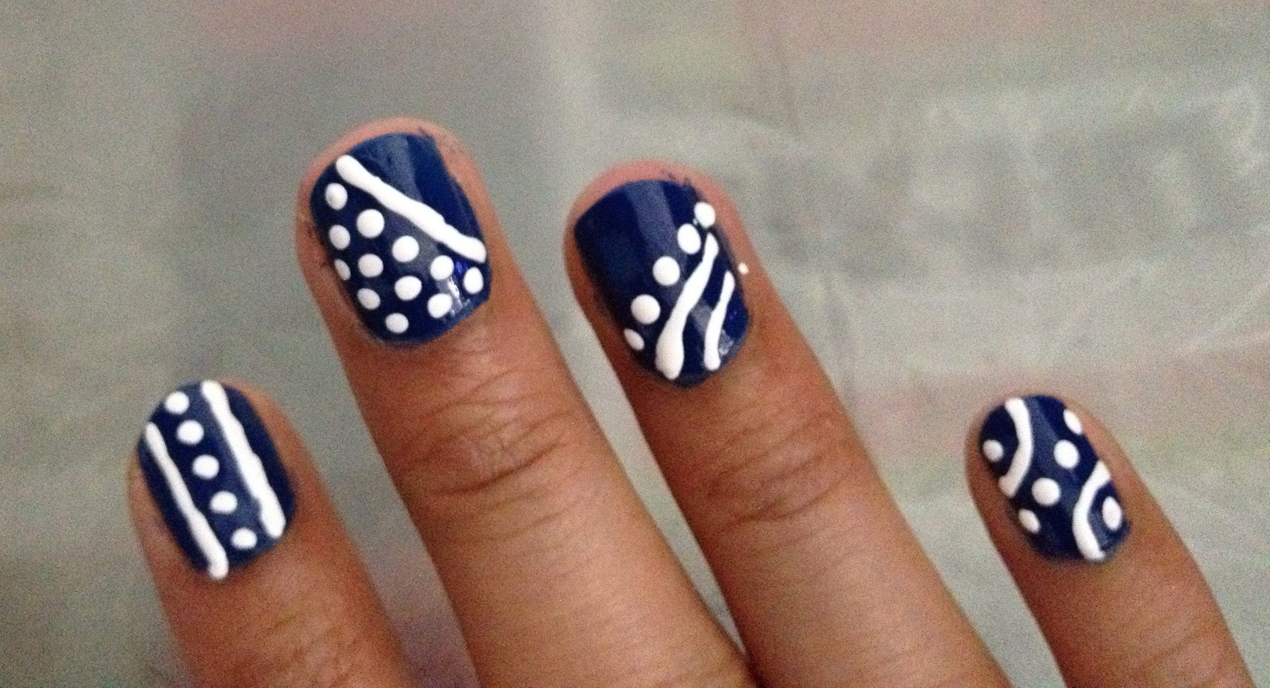 30 Easy And Unique Nail Art Ideas And Designs Listaka