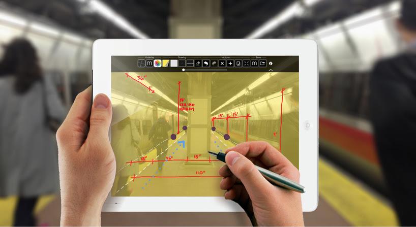Resultado de imagen para Morpholio trace app