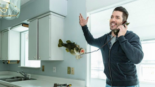 The Property Brothers' Rivalry Is Reaching a Boiling Point