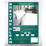 """Bargoose SMS Mattress and Box Spring Covers - Cal King 16"""" 