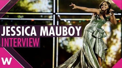 Jessica Mauboy: Eurovision 2018 Australia (INTERVIEW)