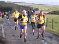 Westies sprint finish to Leg 1