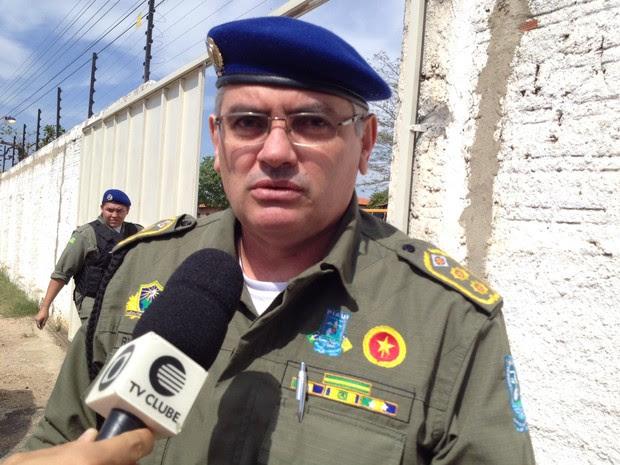 Corregedor do PI disse que os policiais irão responder pelos crimes que cometeram (Foto: Ellyo Teixeira/G1)