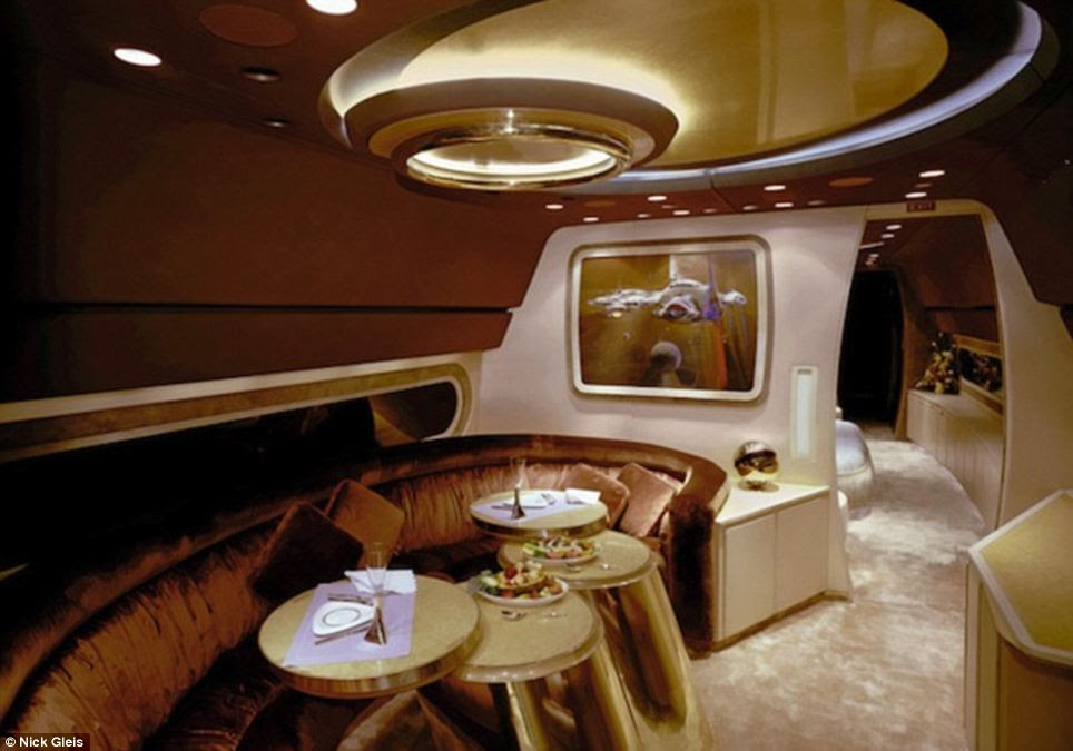 Anonymous: The owners of most private jets like to keep their luxurious travel arrangements out of the public eye