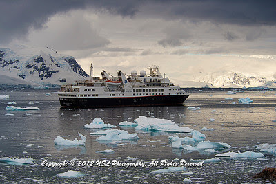Silver Explorer - Antarctica