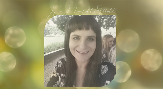 Spotlight on Green Business Besties... Meet Kim Mansfield Sheffield - Victoire Oh Naturale