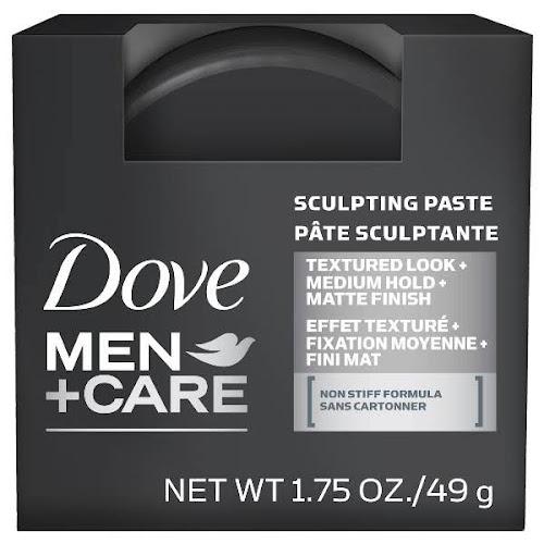 Dove Men+Care Fortifying Styling Paste - 1.75 oz jar