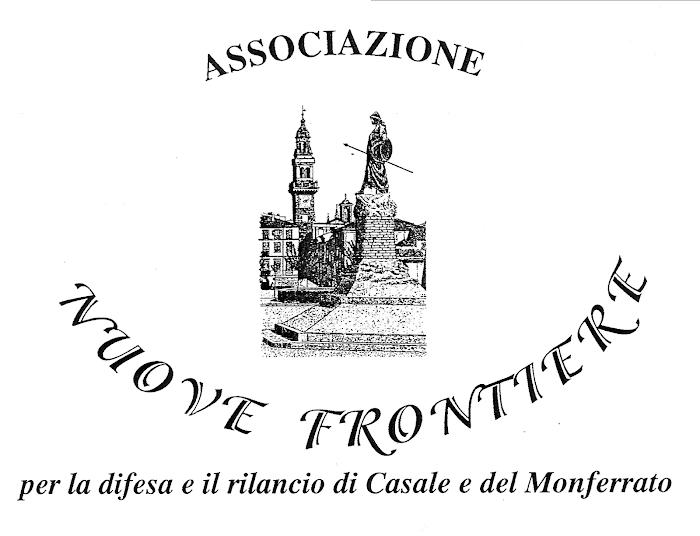 Logo di Nuove Frontiere, Associazione per la Difesa ed il Rilancio di Casale e del Monferrato