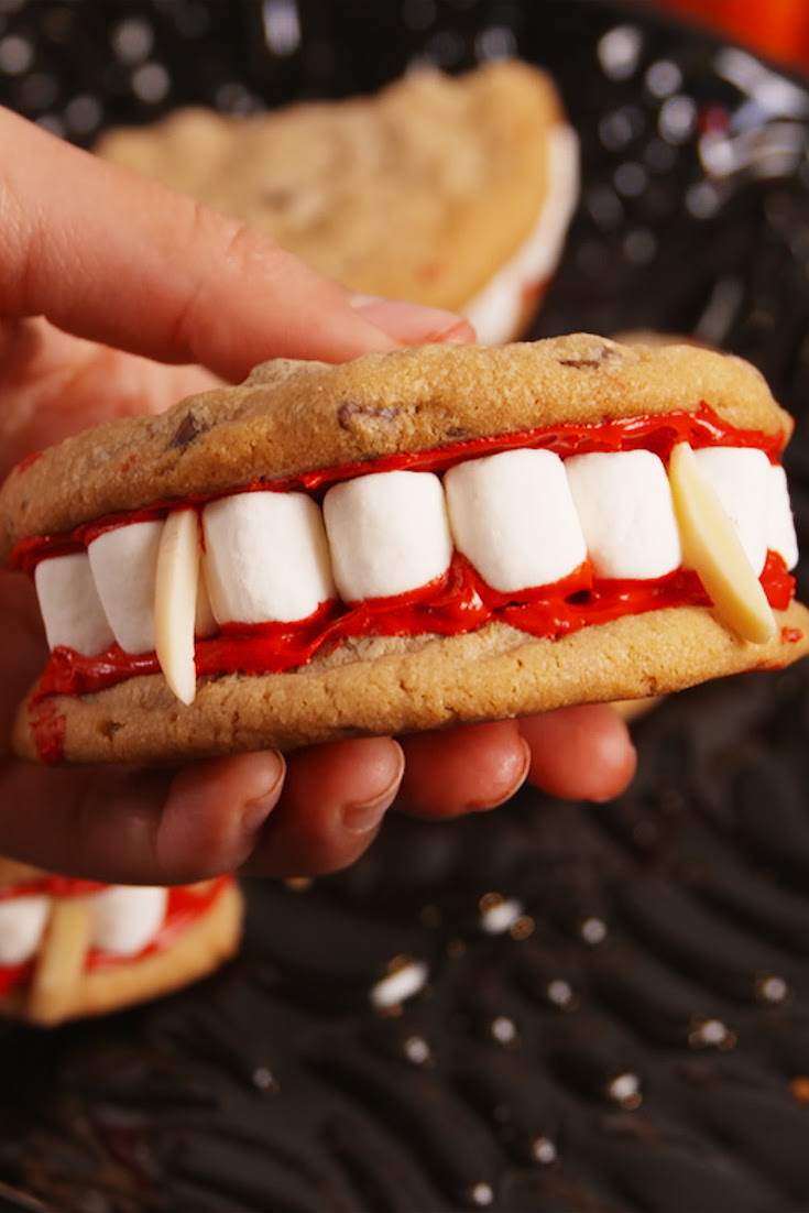20+ Easy Halloween Cookies - Easy Recipes & Ideas for ...