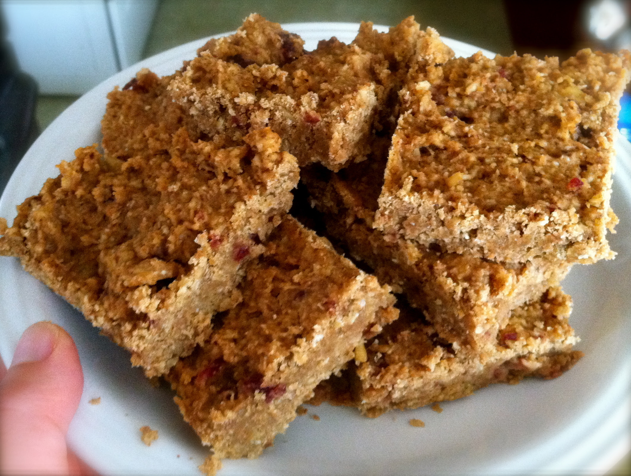 Energy Bars Delicious Diabetes Friendly Sprinkled With Light